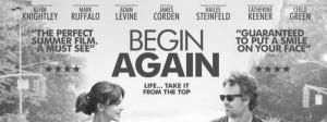 Markooz en el doblaje de BEGIN AGAIN - Estreno 1 de Agosto - eOne Films
